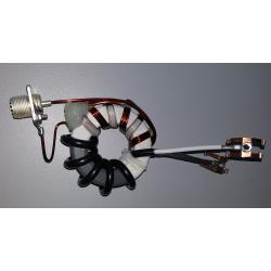 Balun Steppir 1:2 interno Motor