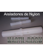 Aislador de Nylon 25mm