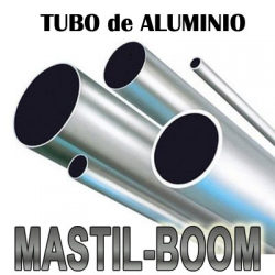 Tubo Diámetro 6x4x2000 ALUMINIO