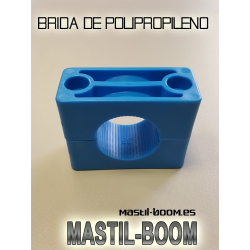 Brida PP 40mm