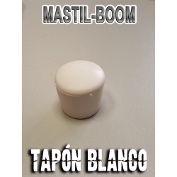 Tapón Ext. 25mm BLANCO