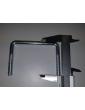Abarcón cuadrado 75mm rosca M8 zinc (Perfil Bajo)