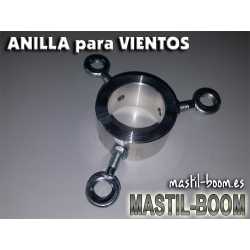 Mast ring 25mm. HEAVY DUTY