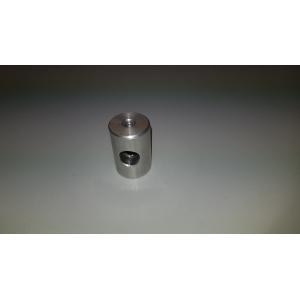 Pieza Aluminio mecanizada Ajuste Bobinas