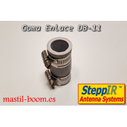 Goma enlace Motor-caña DB-11