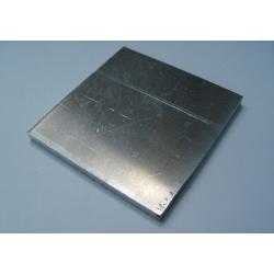 Placa de Aluminio 150x150x10
