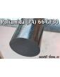 Poliamida (PA) 66-GF30 50x1000mm Macizo