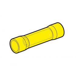Empalme Amarillo PL1M 4-6 mm2