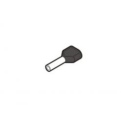 Double Toe Black PKT-1508 2-1.5 mm2