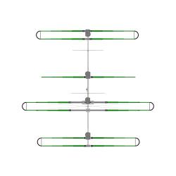 Antena SteppIR DB-36 HF 6-80m