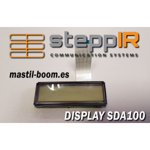 Display interno mando FluidMotion