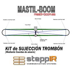 Kit Truss [Trombón] 30/40m. para DB36