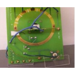 Placa Coil de 80m (Circuito impreso)
