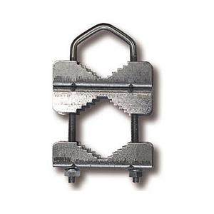 Abarcón Doble M8 60×150 (Zincado)