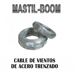 Cable de Vientos 2mm. (100 mts)