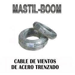 Cable de Vientos 4mm. (100 mts)