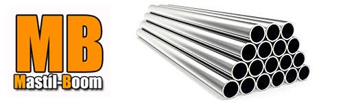 tubos aluminio redondos