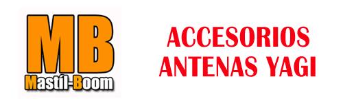 Accesorios antenas yagi