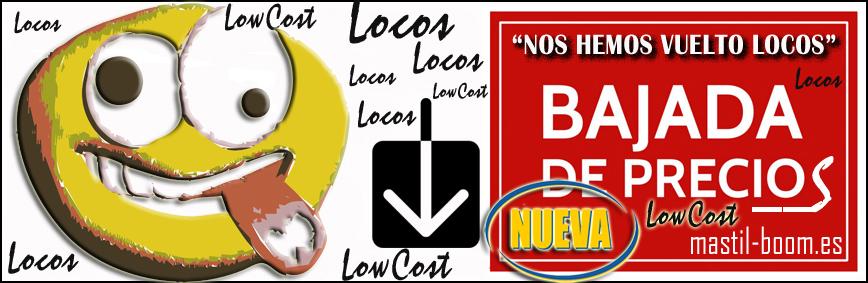 Mastil-Boom Locos