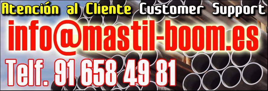 Mastil-Boom (Matriplas, S.L.)