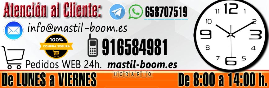 Atención al Cliente Mastil-Boom