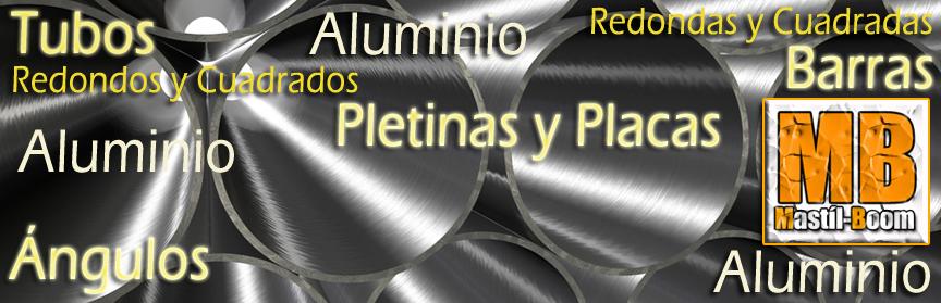 Mastil-Boom Shop - Tubos Aluminio