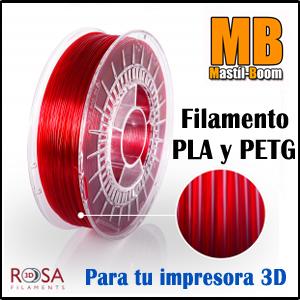 Filamento para Impresora 3D
