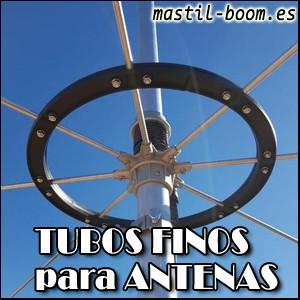 Mastil-Boom Shop - Tubos para antenas