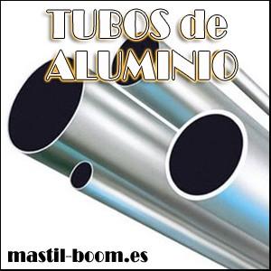 Mastil-Boom - Tubos de aluminio