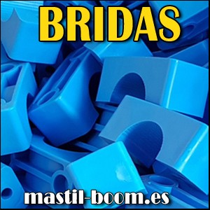 Mastil-Boom Shop - Bridas