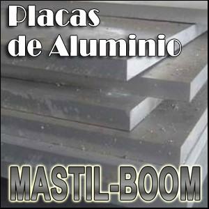 Mastil-Boom Shop - Placas de Aluminio