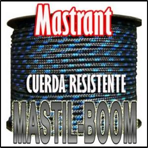 Mastil-Boom Cuerda